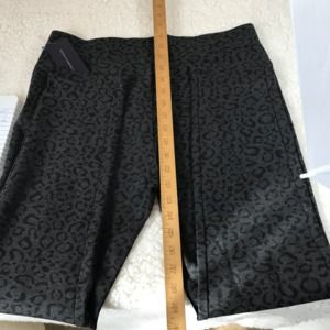 NWT Not Your Daughter's Leopard Slimming Pants 12P